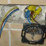 Как подключить несколько розеток от одного провода