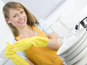 Мойка посуды на дому в Орехово-Зуево